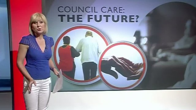 Sian Lloyd reports for BBC Wales Today