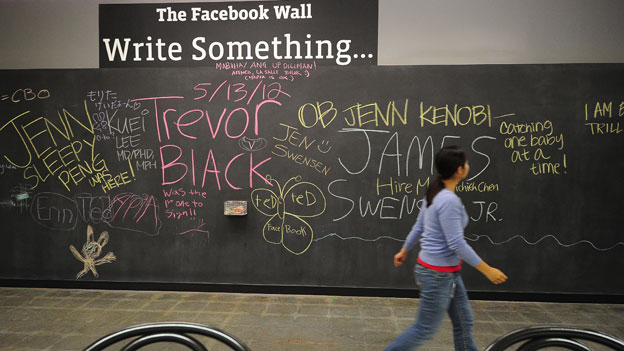 Facebook Wall