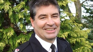 Chief Constable Jon Stoddart
