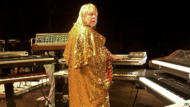 Rick Wakeman in concert