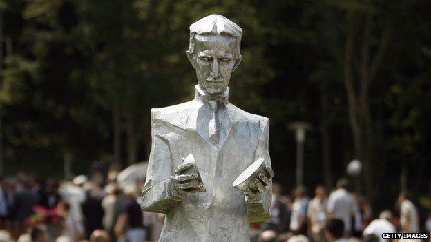 Nikola Tesla The Patron Saint Of Geeks Bbc News