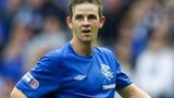 Rangers winger David Templeton