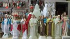 BBC Religion&Ethics - Religious statues from The Repository, Blackpool