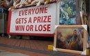 BBC Religion&Ethics - Blackpool, holy images on the promenade