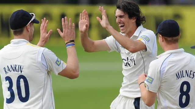 Warwickshire celebrate