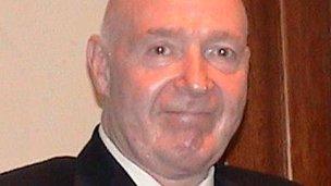 Jim MacArthur, UKIP candidate