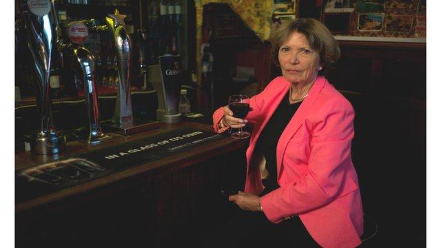 Joan Bakewell