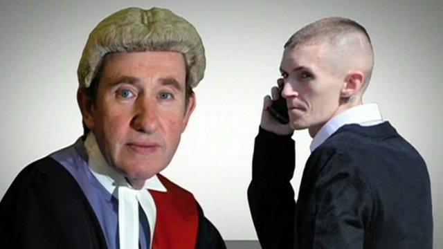 Judge Peter Bowers, Richard Rochford