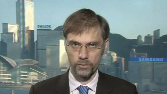 Martin Adams, energy editor at the Economist Intelligence Unit