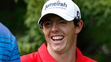 Rory McIlroy shares the BMW Championship lead