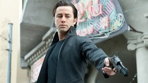Joseph Gordon-Levitt in Looper
