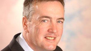 County councillor Clive Grunshaw