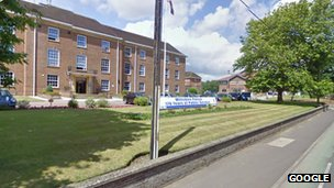 Wiltshire Police HQ