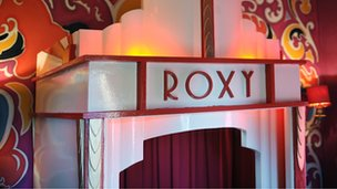 The Roxy cinema, Axbridge