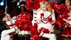 Madonna performs at New York's Yankee Stadium