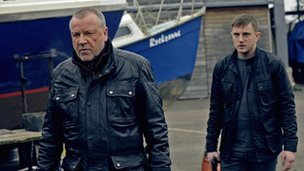 The Sweeney with Ray Winstone and Ben Drew