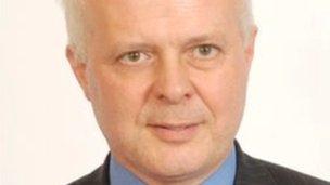 Stephen Goldspink, English Democrats candidate