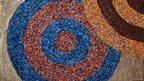 Circles artwork by Saara Nekomba