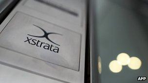 Xstrata logo