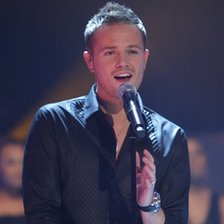 Nicky Byrne, formerly of Westlife