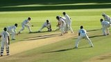 Gareth Berg takes winning catch to send Lancashire down