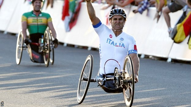 Image result for Alex Zanardi