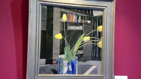 'Yellow Tulips' by Charles Rennie Mackintosh