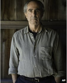 Philip Roth (file pic)