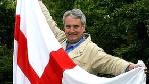 Robin Tilbrook, English Democrats candidate