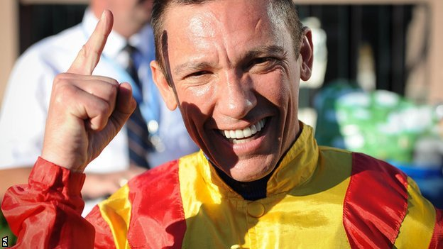 Frankie Dettori