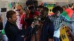 Reeps1, Damon Albarn, Afrikan Boy, M.anifest, Pauli The PSM