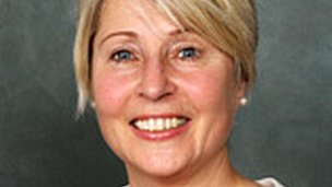 Val Morris-Cook, Labour candidate