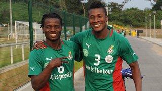 Annan and Gyan