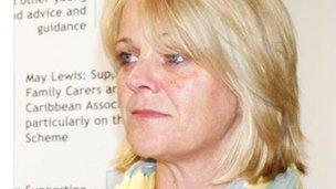 Jane Basham, Labour candidate