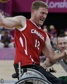Canada's Patrick Anderson