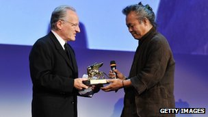 Michael Mann and Kim Ki-duk