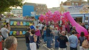 Freedom Festival Hull