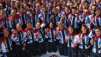 GB medal winners