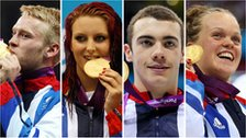 British medallists