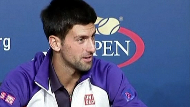 Serbia&#039;s Novak Djokovic