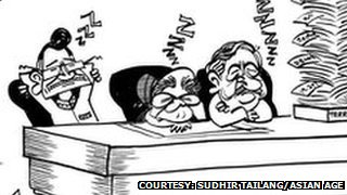 Sudhir Tailang cartoon