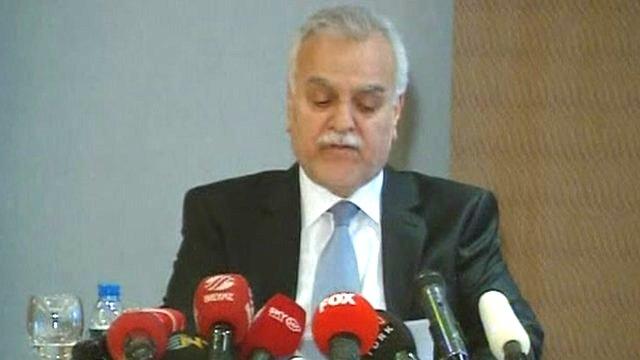 Iraqi Vice-President Tariq al-Hashem