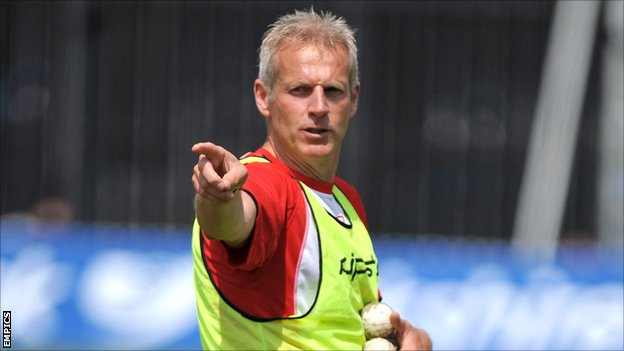 Lancashire coach Peter Moores