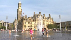 Bradford City Park