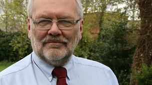 Steve Morphew, labour candidate