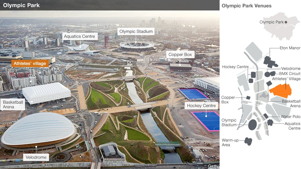 BBC News - In Pictures: What happens next on the Olympic Park?