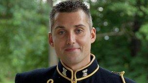 Sgt Lee Davidson.