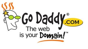 GoDaddy logo