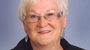 Geraldine Carter