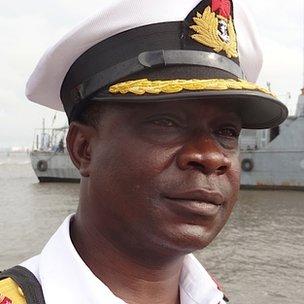 Henry Babalola, Nigerian navy